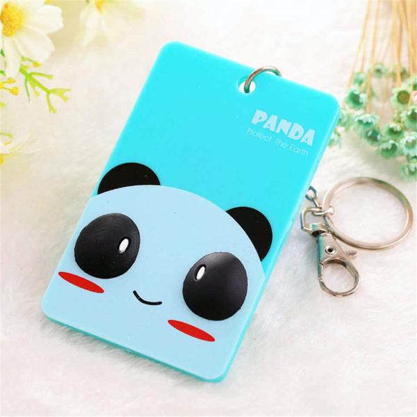 Porte-carte ludique Panda 03