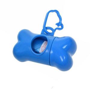 Ramasse-crotte ludique Bleu 01