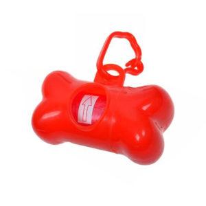 Ramasse-crotte ludique Rouge 01