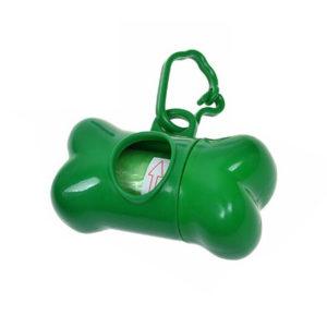 Ramasse-crotte ludique Vert 01