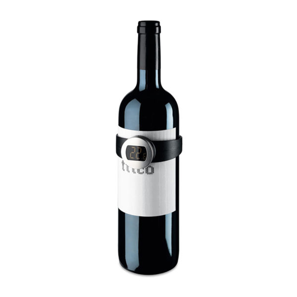 Thermomètre pour bouteille de vin 02