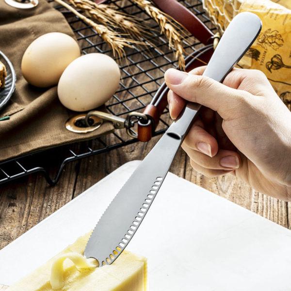 Couteau à beurre multifonction Inox 05