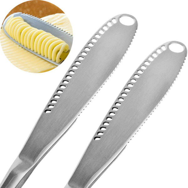 Couteau à beurre multifonction Inox 06