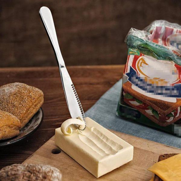 Couteau à beurre multifonction Inox 08
