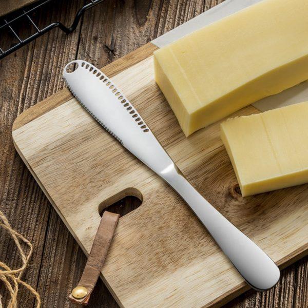 Couteau à beurre multifonction Inox 10