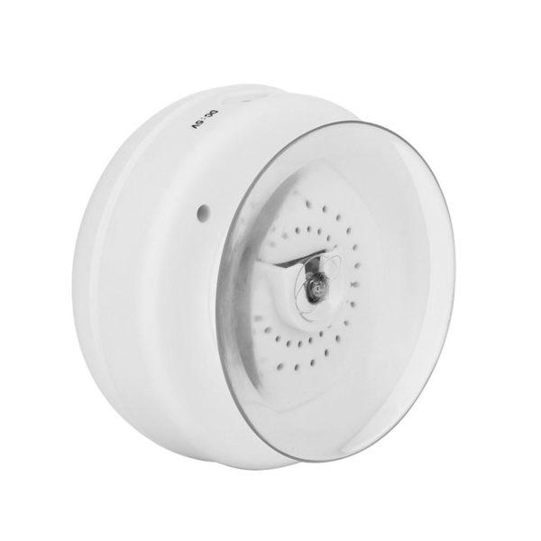 Enceinte Bluetooth colorée pour salle de bain Blanc 02