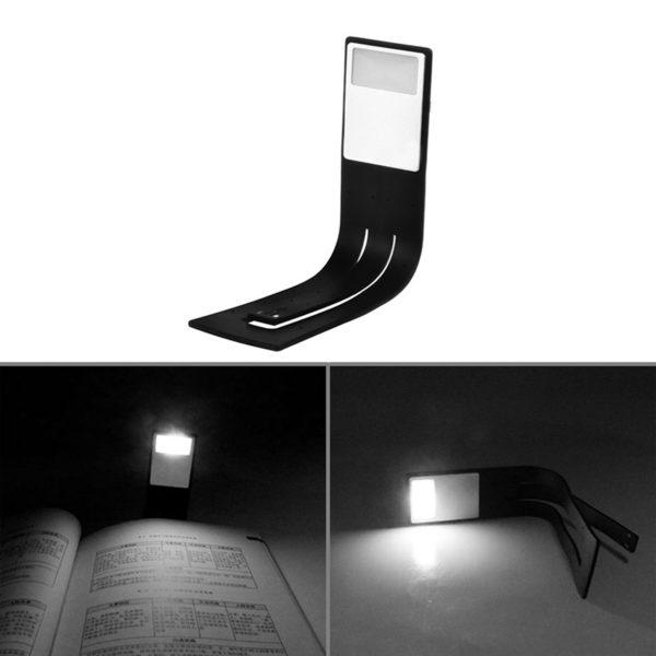 Lampe de Lecture à LED multifonction_Noir 02