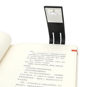 Lampe de Lecture à LED multifonction_Noir 07