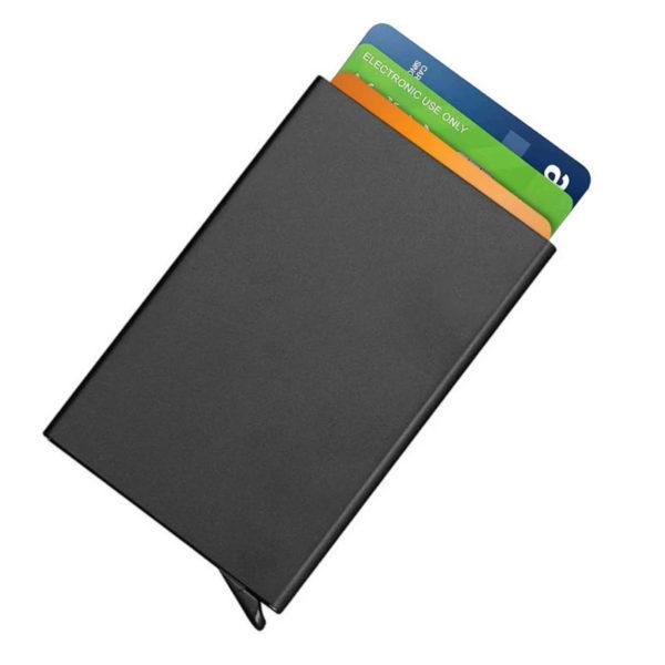 Porte-cartes de crédit protecteur et malin_Noir 04
