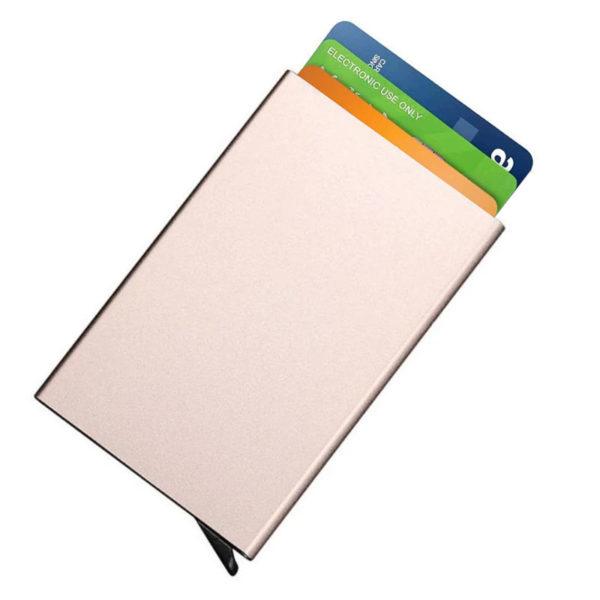 Porte-cartes de crédit protecteur et malin_Or 02