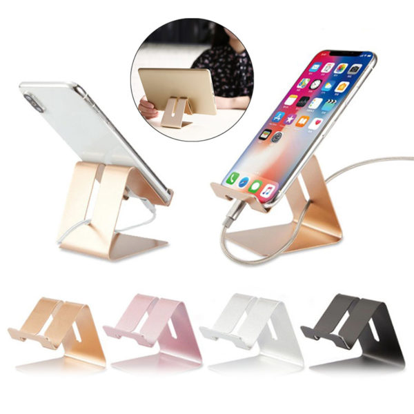 Supports de smartphone en metal 03