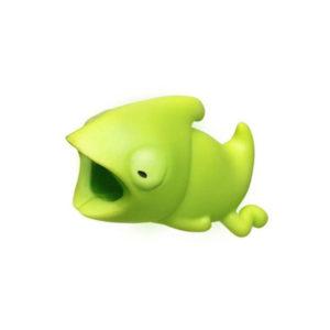 Adorable protecteur de prise USB_cameleon 01
