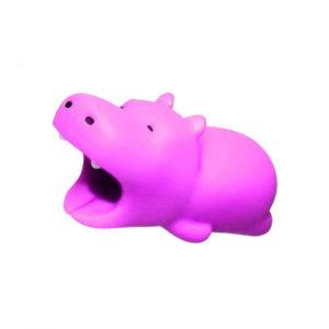 Adorable protecteur de prise USB_hippopotame 01