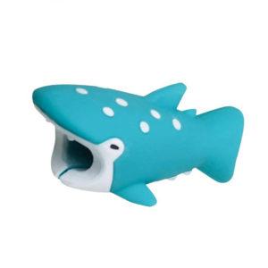 Adorable protecteur de prise USB_requin baleine 01