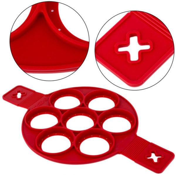 Moule à pancakes en silicone_10