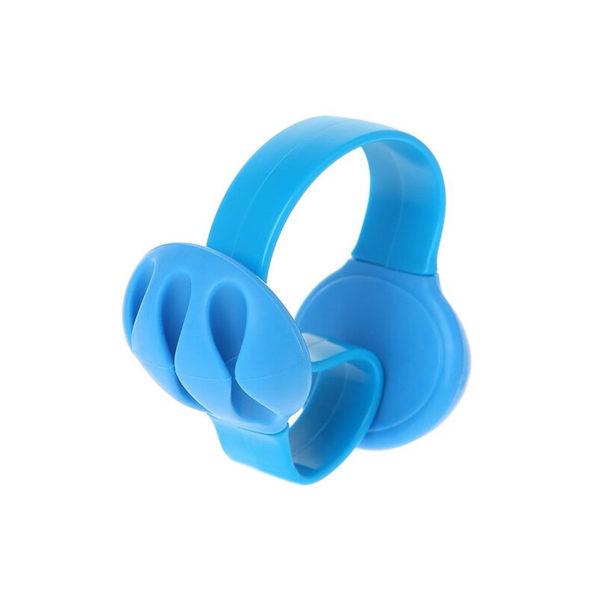 Organisateur de câble coloré_Bleu 01