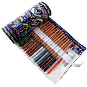 Trousse rouleau pour 36 crayons 01