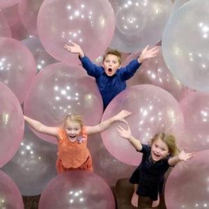 Bulle Ballon magique gonflable 05