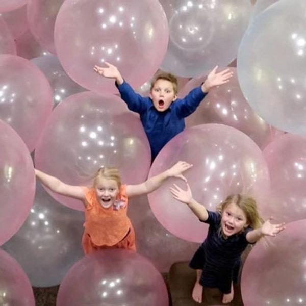 Ballon Bulle Magique gonflable Ø 25, 50, 70 ou 120 cm | Vert