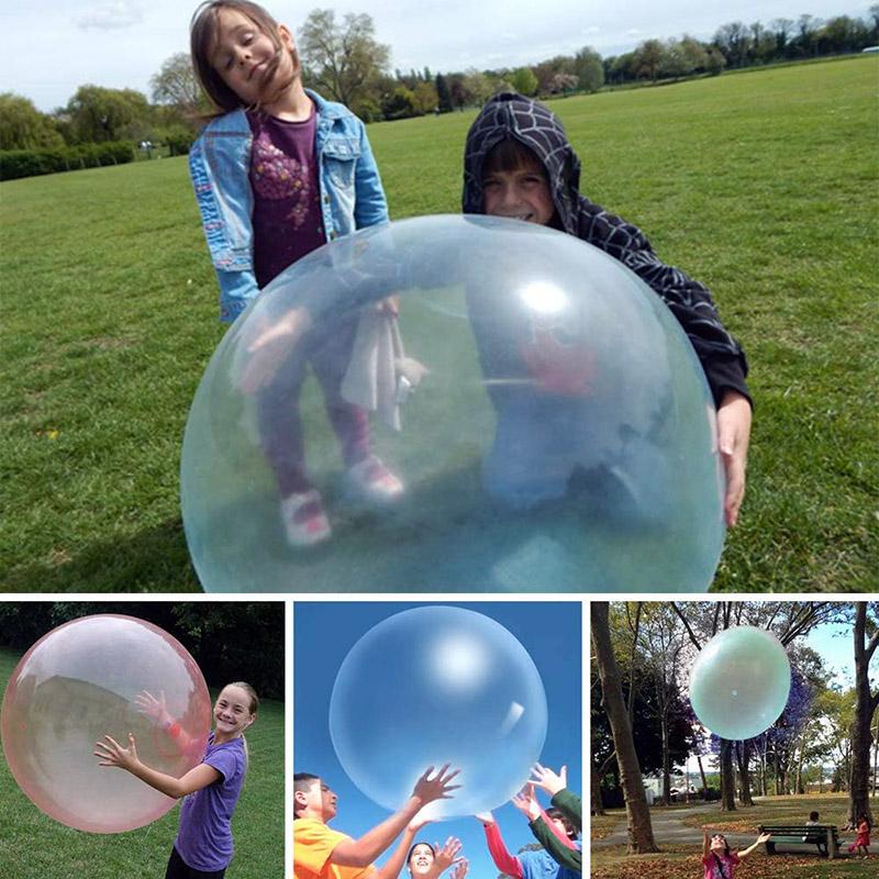 Bulle Ballon magique gonflable 13