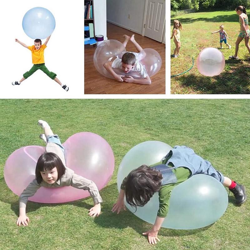 Bulle Ballon magique gonflable 14