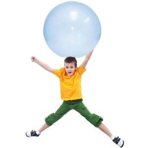 Ballon Bulle Magique gonflable Ø 25, 50, 70 ou 120 cm