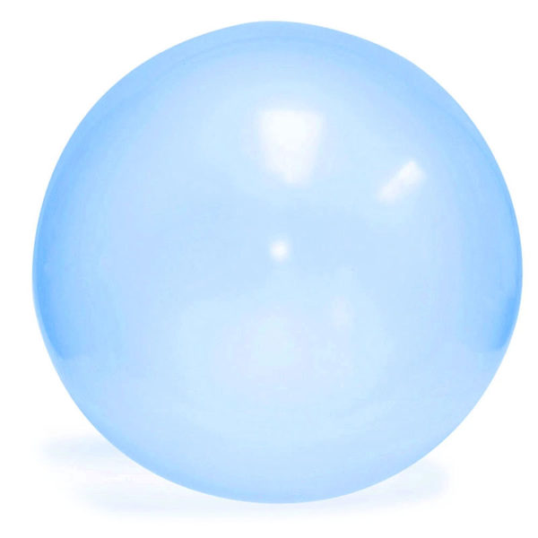 Bulle Ballon magique gonflable Bleu 01