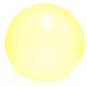Bulle Ballon magique gonflable Jaune 01