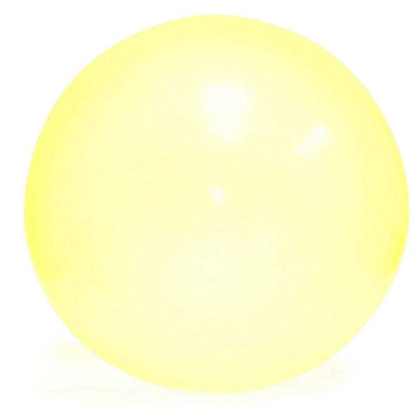 Ballon Bulle Magique gonflable Ø 25, 50, 70 ou 120 cm | Jaune