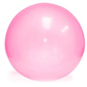 Bulle Ballon magique gonflable Rose 01