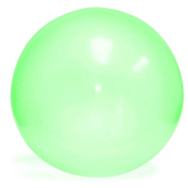 Bulle Ballon magique gonflable Vert 01