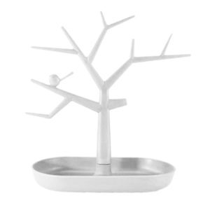 Adorable Jewelry Tree | White