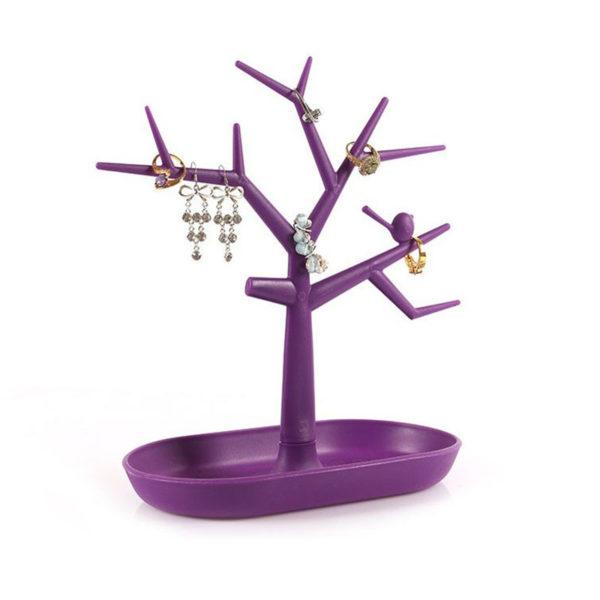 Adorable Jewelry Tree | White