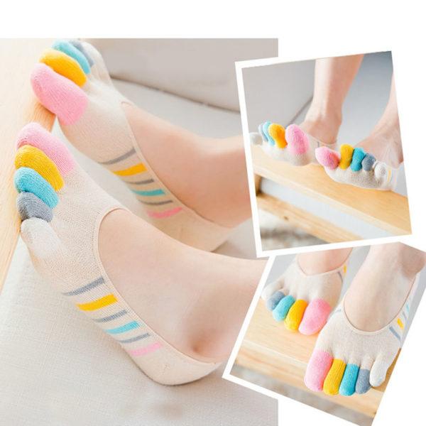 Chaussettes ludiques avec doigts de pied_02