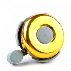 Smart bicycle bell | Golden