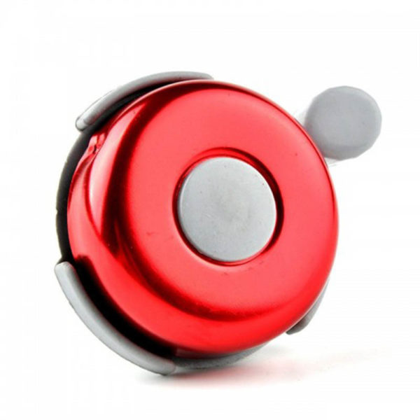 Smart bicycle bell | Red
