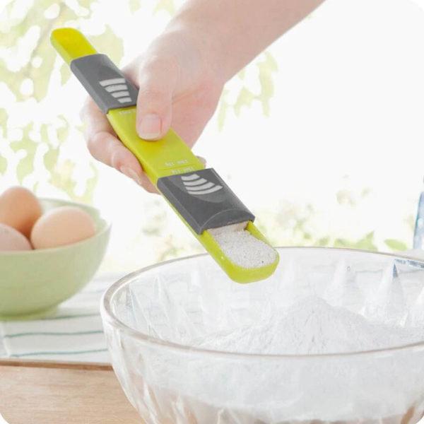 Magic measuring spoon | Green