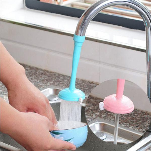 Shower extension for faucet | Purple