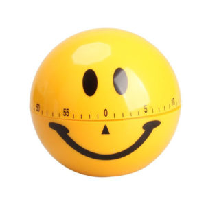 Minuteur ludique Smiley 01