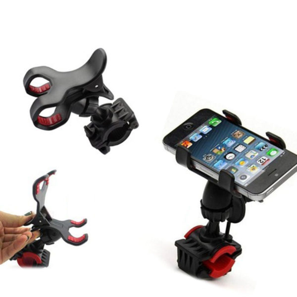 Bicycle phone holder | Black