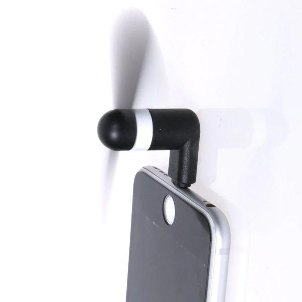Fan for smartphone | Black