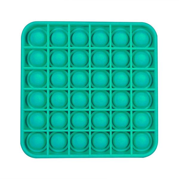 Fun square silicone multifunction game | Green