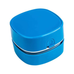 Mini table vacuum cleaner | Blue