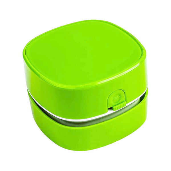Mini table vacuum cleaner | Green