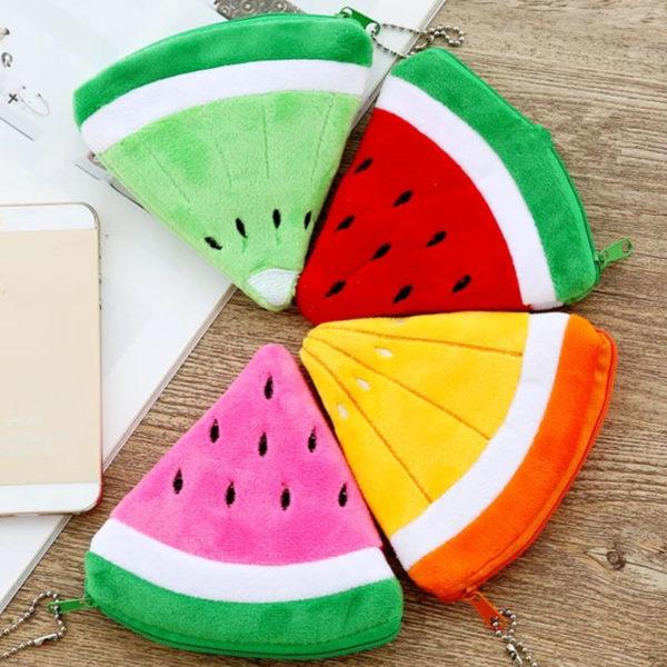 Pochette pour clés Fruit | Pastèque