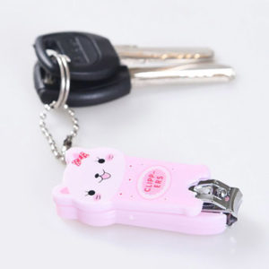 Adorable Kids Nail Clippers | Cat