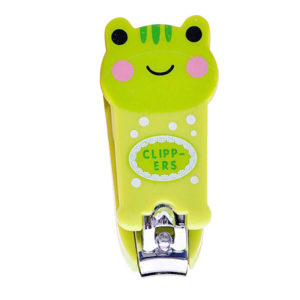 Adorable Kids Nail Clippers | Frog