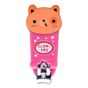Adorable Kids Nail Clippers | Bear
