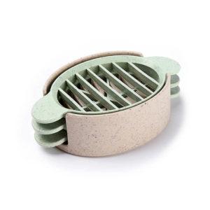 3-in-1 Multifunction Hard-Boiled Egg Cutter | Grey