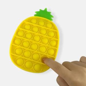Fun silicone multifunction game | Pineapple